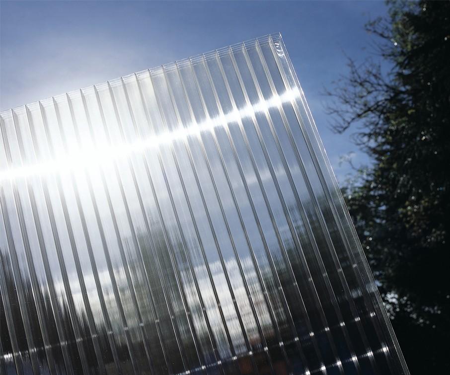 Greenhouse Glazing