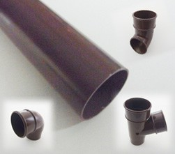 Round Down Pipe Accessories