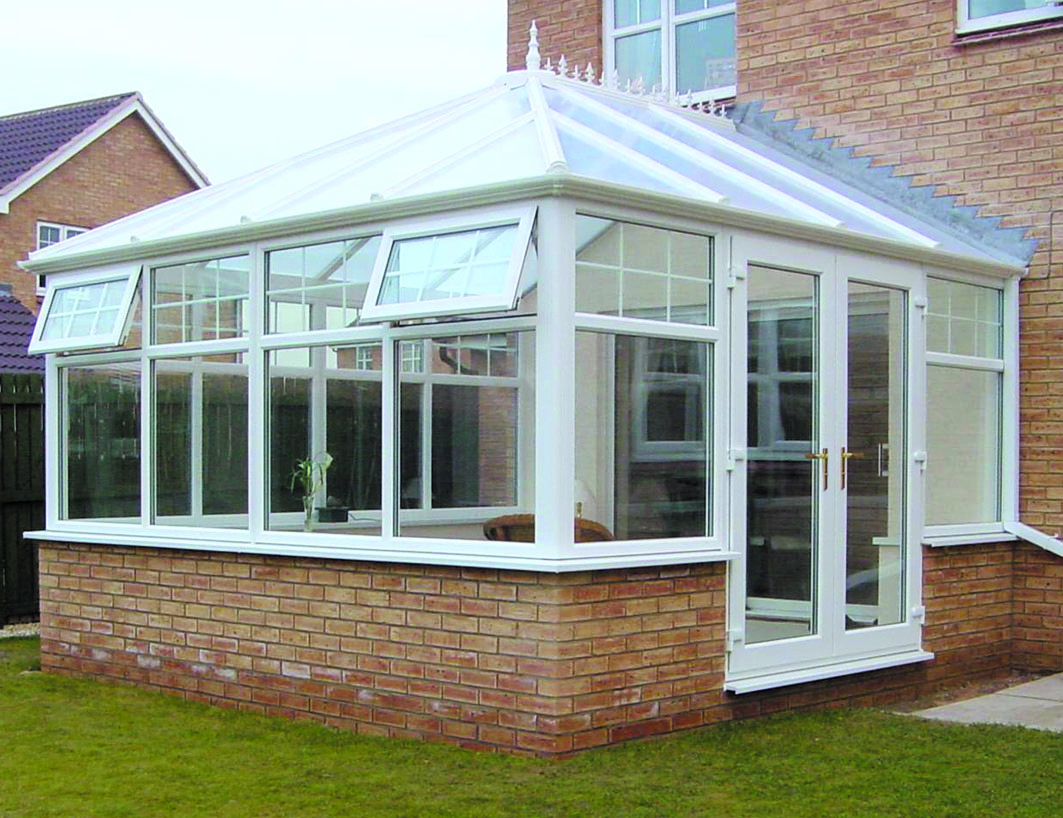 Newdawn Self Supporting Conservatory Roofs